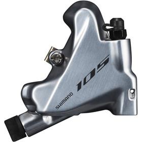Shimano BR-R7070 Pinze Caliper per freni a disco Flat-Mount Ruota posteriore argento